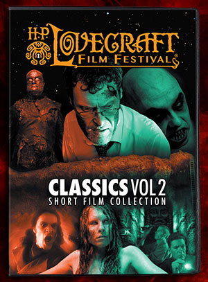 H. P. Lovecraft Film Festival Classics Vol 2 DVD