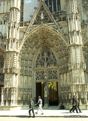 Cathedral, Tours France